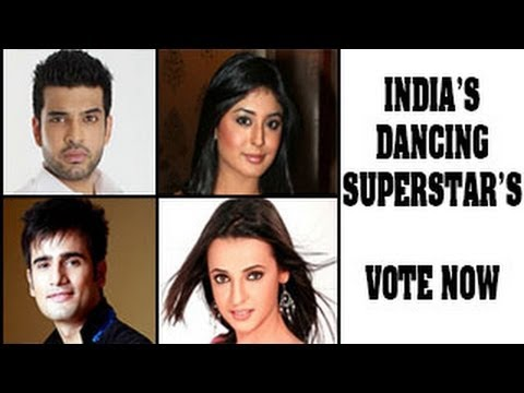 Watch VOTE NOW - HOST FOR NEW DANCE SHOW on Star Plus
