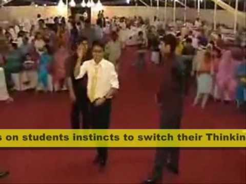 Umar Akmal & Adnan Akmal  Pakistani Heroes Dance English Council