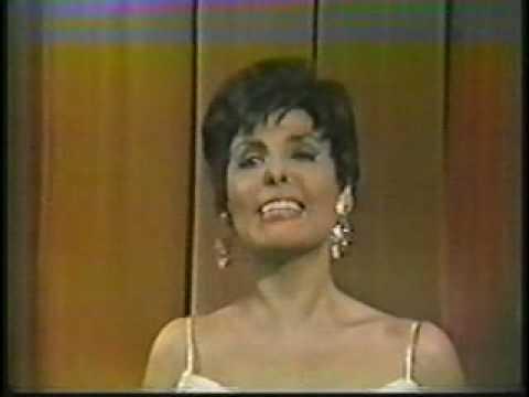 Lena Horne - Broadway Medley 1962