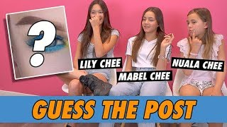 Lily, Mabel and Nuala Chee - Guess The Post