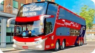 Scania Bus G7 ETS2 (Euro Truck Simulator 2)