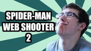 Spider Man Web Shooter 2
