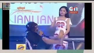 អ្នកបំរើតុក នីឡា ប៉ះភ្ញៀវ នាយចឺម កូរពេញឆាក | Khmer Comedy 2016| CTN Comedy | Peakmi Comedy