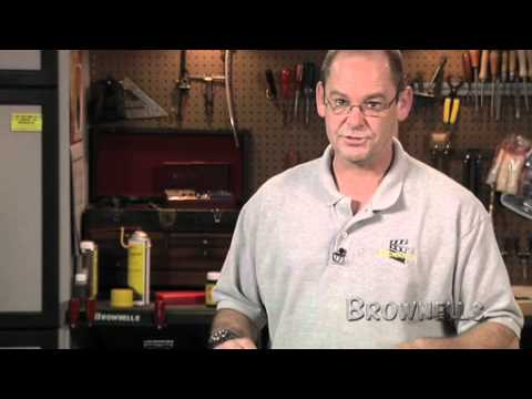 Brownells - Installing A Free Float Handguard