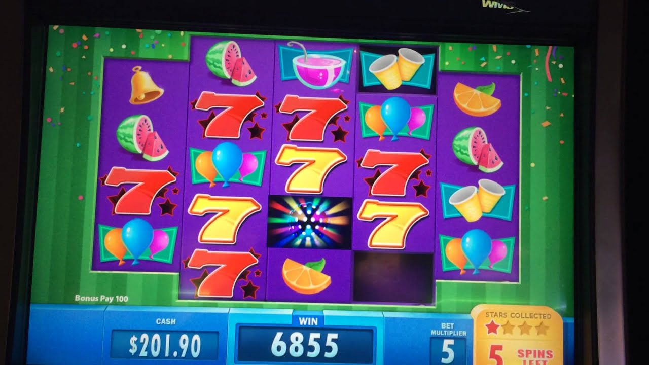 Jackpot party slot machine youtube