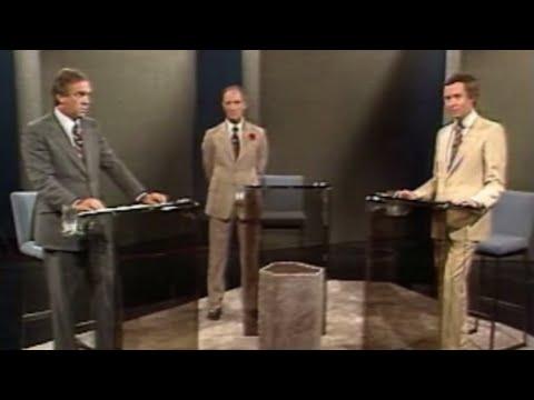 1979 Canadian Federal Election Debate