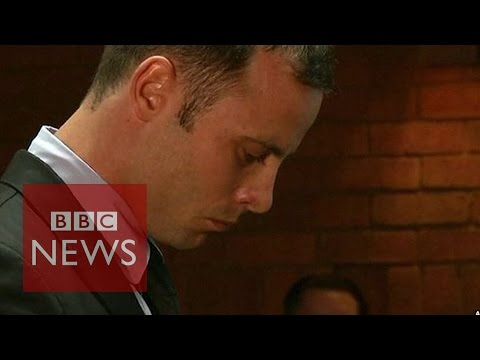 Oscar Pistorius in 60 seconds - BBC News