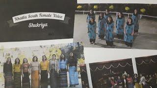 Khatla South Female Voice - Shukriya (Official Music Video)