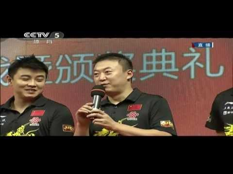 2013 Shakehand Vs Penholder Challenge [HD] [Full/Chinese]