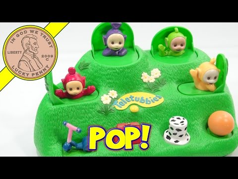 Teletubbies Magic Hill Pop Up Toy