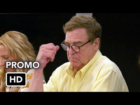"Roseanne (ABC) ""Dan, I Thought You Were Dead"" Teaser Promo HD"
