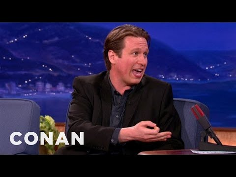 Pete Holmes Just Can't Get Into 