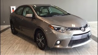 2016 Toyota Corolla LE | Toyota Northwest Edmonton | 8CA4398A