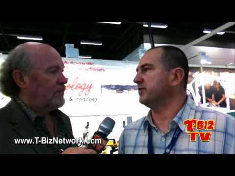 Scott Fresener Interviews Ronald Van Kelst from PC Technology - Belgium
