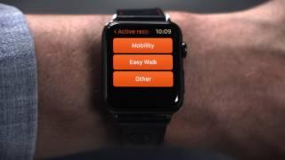 Apple Watch – Scania Edition