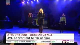 Sarah Connor - Augen auf (Weltpremiere)