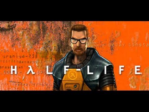 half-life in 20:41 (Глазами нормальной халфы)