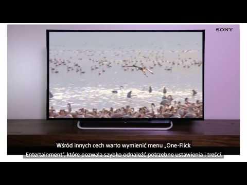 TV Sony BRAVIA 2014  seria W6 - RTV EURO AGD