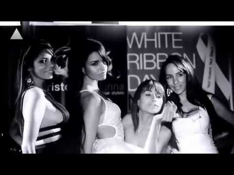 Black &amp; White Party | White Ribbon Charity Event &amp; Nicola Finetti Fashion Show @ Piano Room