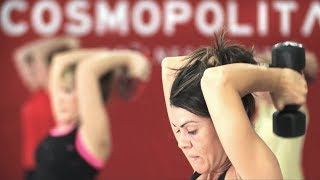 Video Corporativo Gimnasio COSMOPOLITAN Elche