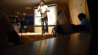 Anthiveyil Ponnuthirum My Small Stage Show