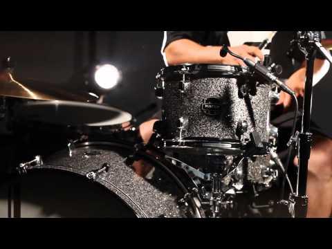 Mapex Drums presents: Meridian Black - Obsidian