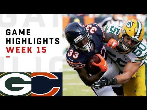 Packers vs. Bears Week 15 Highlights | NFL 2018 MP3