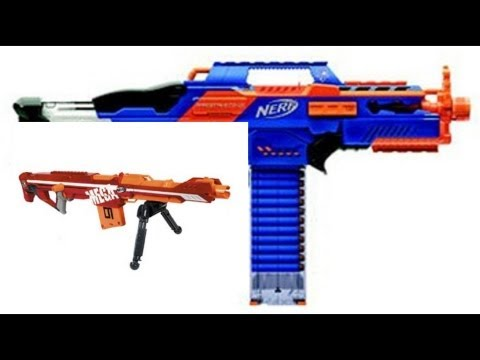 Nerf News: Possible Elite Rapidstrike CS-18 & Mega Centurion RELEASE DATES. Rapidstrike Images