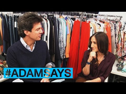 Sarah Jessica Parker on the Best Shoes to Wear with Dresses | #AdamSays | Oprah Winfrey Network