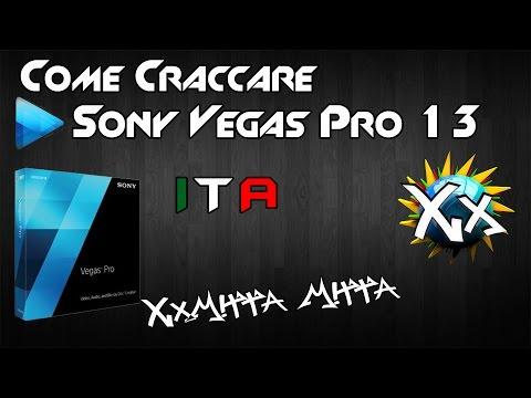 Come craccare Sony Vegas Pro 13 ufficiale ITA