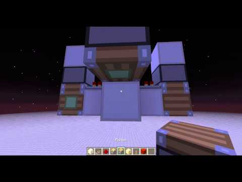 Minecraft 13w04a Piston Duplication Bug [RPvP]