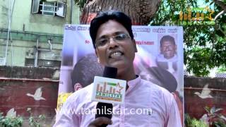 DJ Gopinath At  Inaya Thalaimurai Team Interview