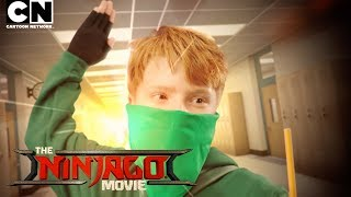 The LEGO Ninjago Movie | Ninja Tips | Cartoon Network