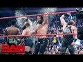 """Stone Cold"" Steve Austin toasts AJ Styles with a Stunner after Raw: Raw Exclusive, Sept. 9, 2019"