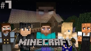 "Legend of Herobrine: Episode 7 - ""TWIST"" (Minecraft Roleplay)"