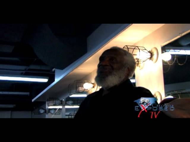 Dick Gregory on Ministers| homosexuality| and King James Version Bible-Hip Hop NC