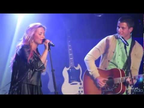 Demi Lovato feat Nick Jonas  - Catch Me / Don
