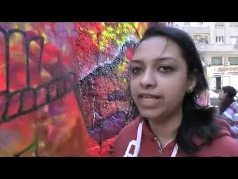 WOW - Women on Walls - talks about women thru graffiti and street art.