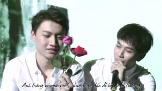 [VIETSUB/FANCAM] 160116 Sứ Thanh Hoa - Thanh Vũ (Fanmeeting Thâm Quyến)