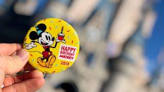 Mickey's 90th Birthday Celebration at Magic Kingdom!