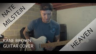 Download Lagu Kane Brown - Heaven (Guitar Cover) Gratis STAFABAND