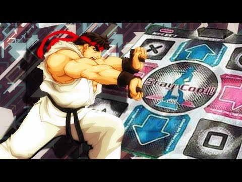 Street Fighter Dance Revolution