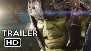 Thor: Ragnarok Official Trailer #1 (2017) Chris Hemsworth Marvel Superhero Movie HD