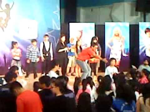 High School Musical-MySchoolRocks2010 (Sabah)