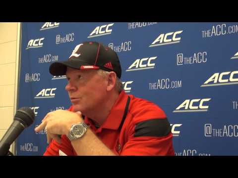Bobby Petrino Virginia Post-Game 9-13-2014