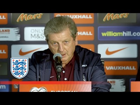 It's an exciting team- Roy Hodgson pre-Slovenia  | FATV News