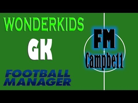 Football Manager 2014   Wonderkids   1   Goalkeepers