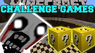 Minecraft: MEGA JOHN CHALLENGE GAMES - Lucky Block Mod - Modded Mini-Game