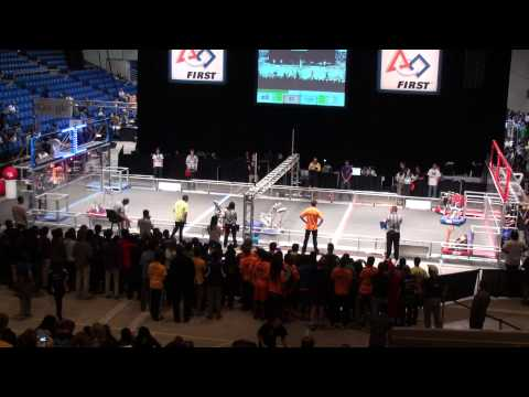 2014 FRC Silicon Valley Regional Qualification Match 54