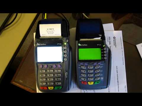 Credit Card Terminal - IP vs Dial